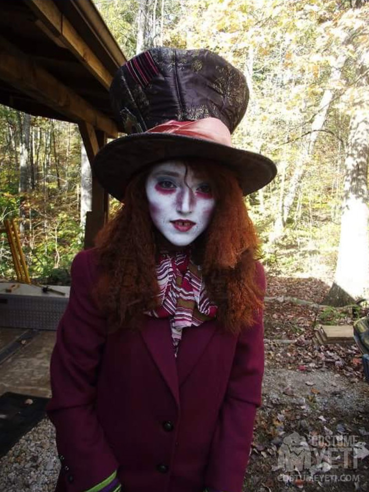 Mad hatter costumes for women diy