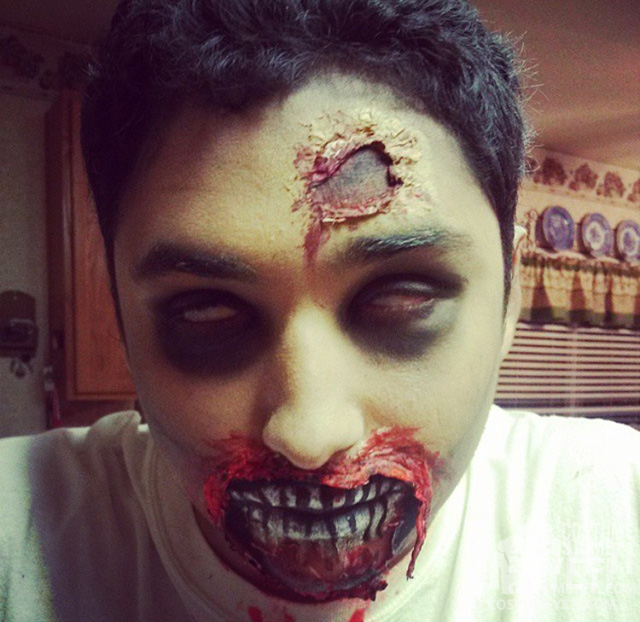 zombie how to