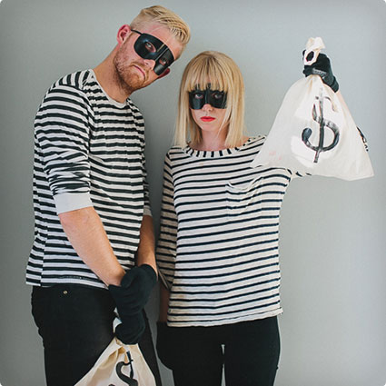 Bank Robbers Costumes