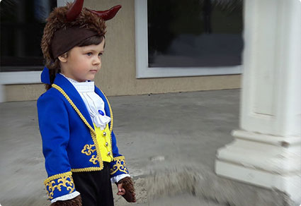 Beast Costume