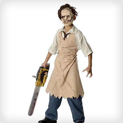 Chainsaw Massacre Costume