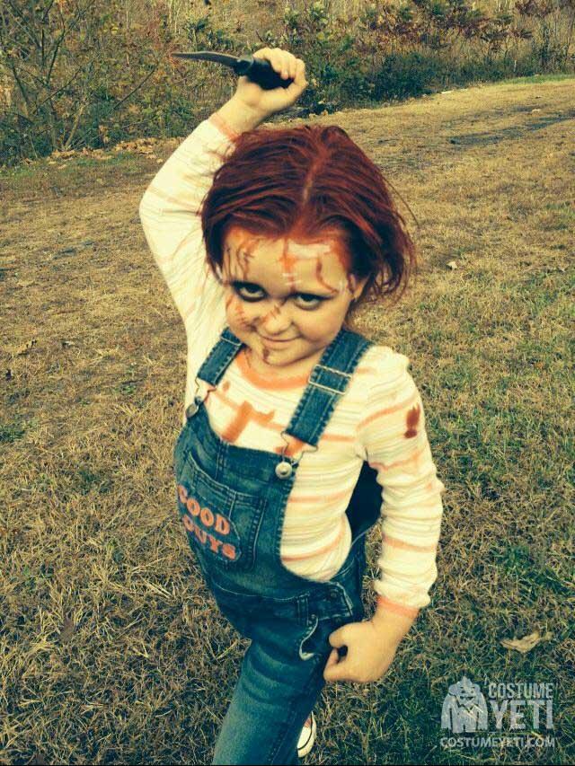 Chucky Stab Pose