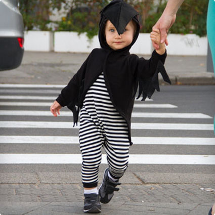 Cool Crow Costume