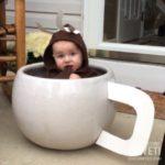 "Cup of ""Joe"" Baby Costume"