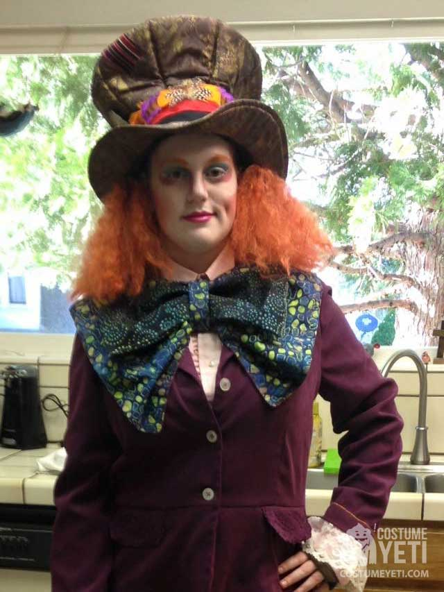 johnny depp mad hatter costume diy diy do it your self