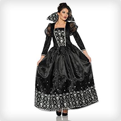 Dark Queen Victorian Gothic