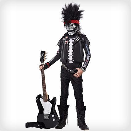Dead Man Rockin' Costume