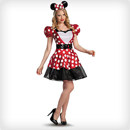 Disney Glam Minnie Mouse Costume