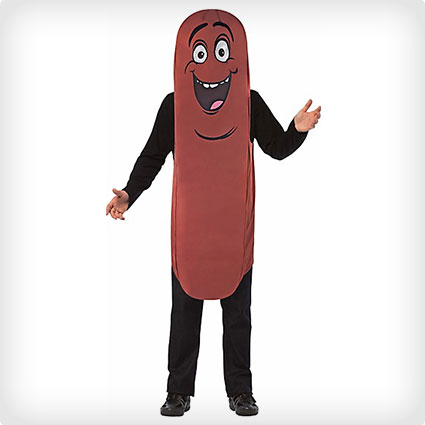 Frank The Sausage Costume