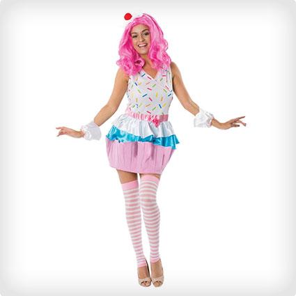 Glamorous Cupcake Costume