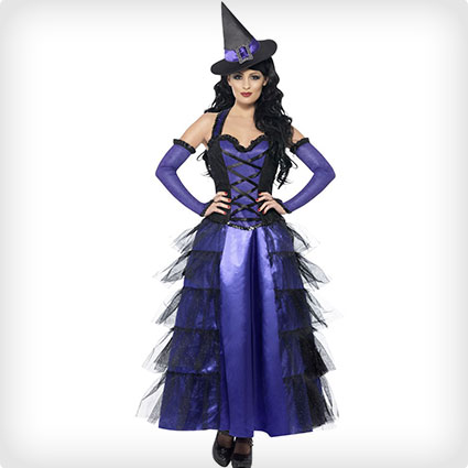 Glamour Witch Halloween Costume