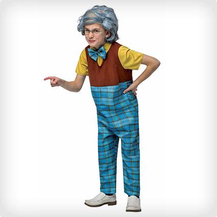 Grandpa Costume