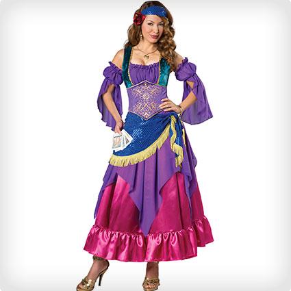 Gypsy Treasure Costume