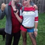 Harley Quinn and Mr. J Couples Costume