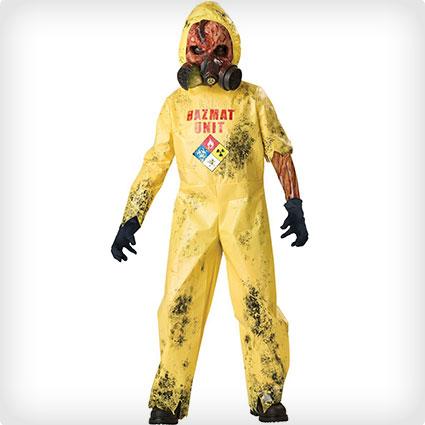 Hazmat Hazard Costume