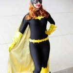 Homemade Batgirl Adult Costume