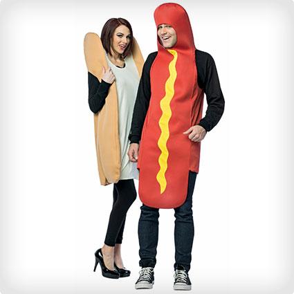 Hot Dog & Bun Duo
