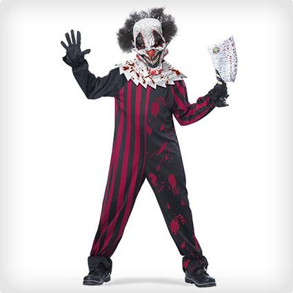 Killer Klown Costume
