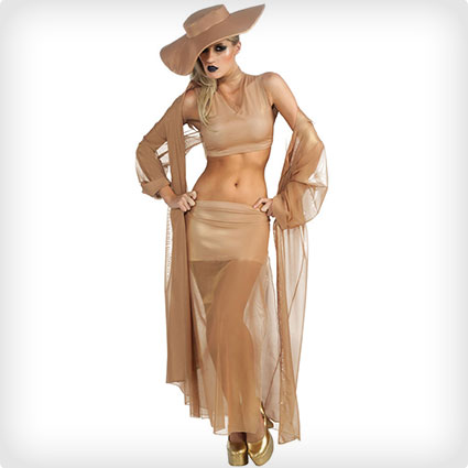 Lady Gaga Grammy's Costume
