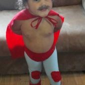 Nacho Libre Toddler Costume