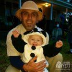 Panda and His Keeper