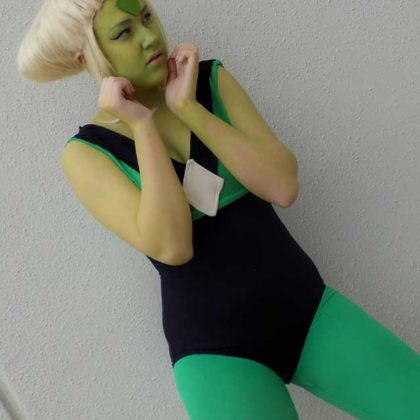 Peridot Costume from Steven Universe