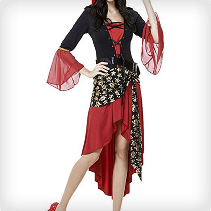 Pirate Glam Halloween Costume