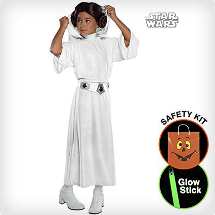 Princess Leia Deluxe Costume
