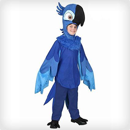 RIO Macaw Costume