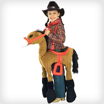 Ride a Pony Costume