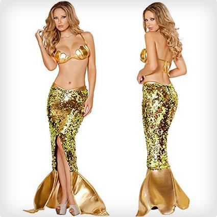 Sexy Mermaid Princess