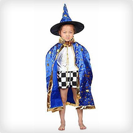 Sorcerer Kids Cloak