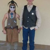 Tonto and Lone Ranger Costumes