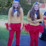 Twiddle Dee and Twiddle Dum Sister Costumes
