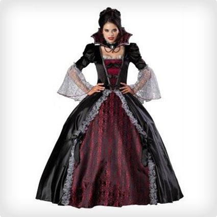 Vampiress of Versailles Costume