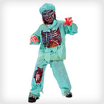 Zombie Doctor Costume