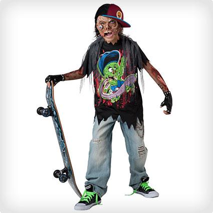 Zombie Skater Costume