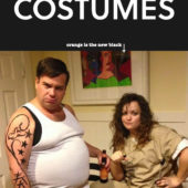 Love these cool DIY couples Halloween costume ideas!