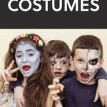 53 Scary Halloween Costumes for Kids