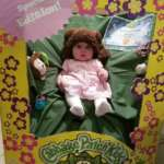 Adorable Cabbage Patch Doll Costume