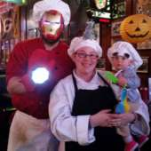 Chef Family Costumes