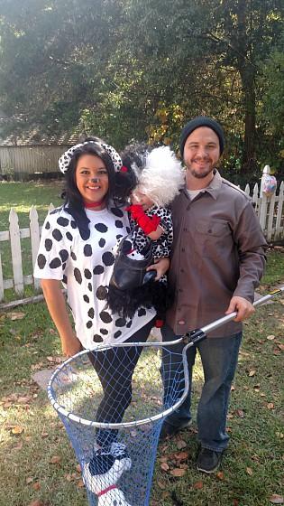 Cruella Deville Family