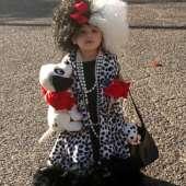 Cruella Deville Kids Costume