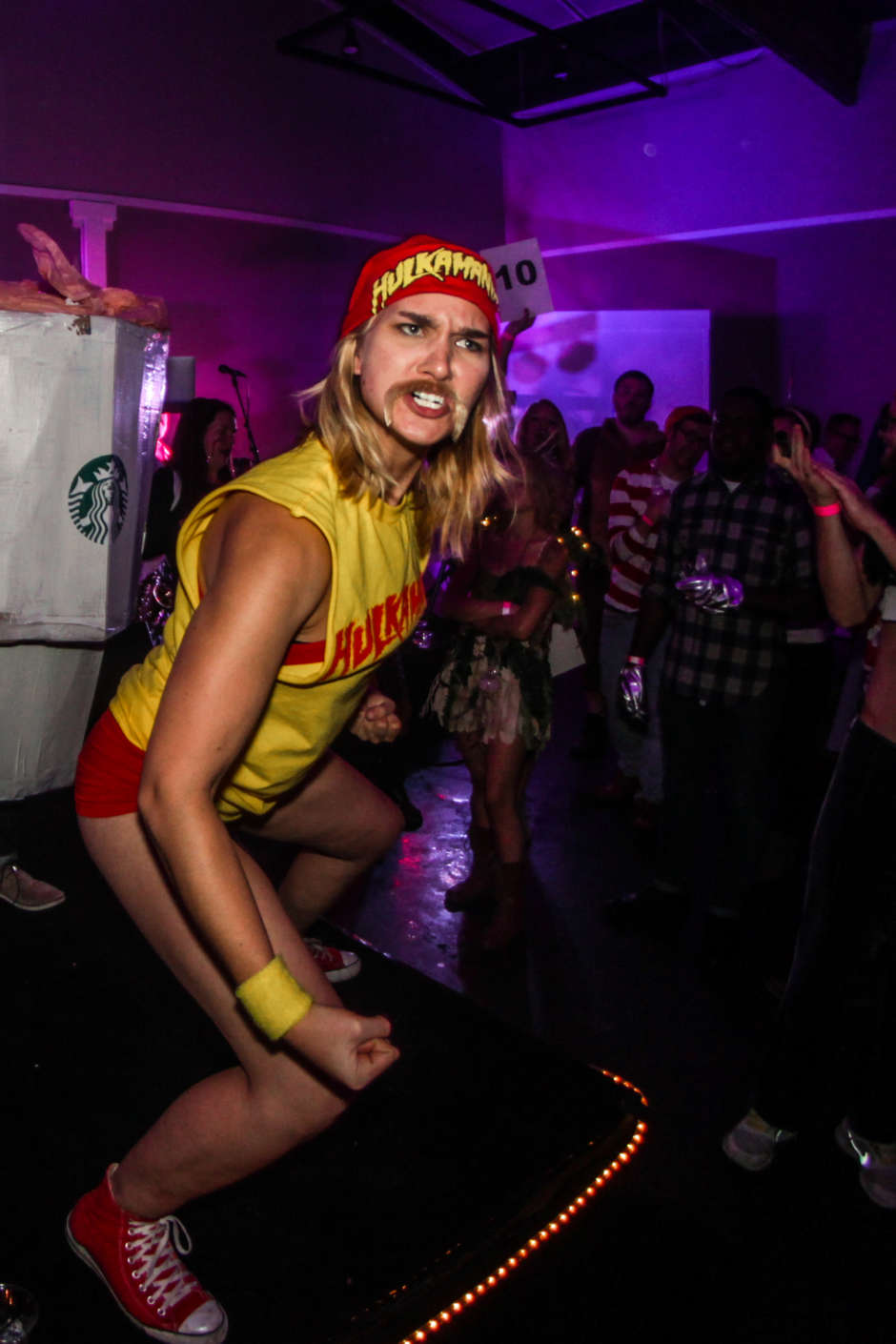 hulk hogan halloween costume amazon