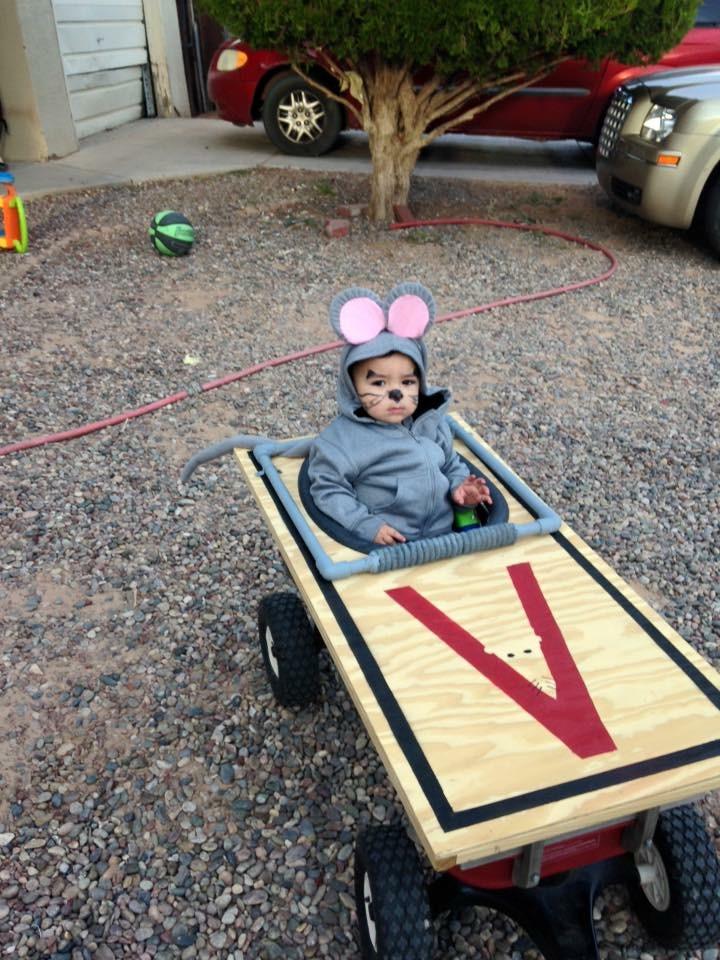 Mini Mouse Costume