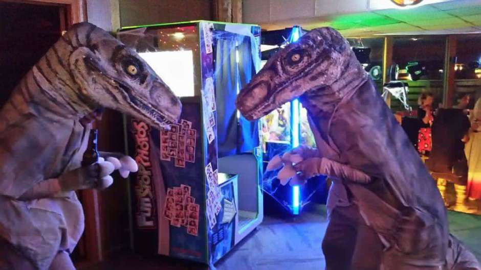 velociraptor costumes